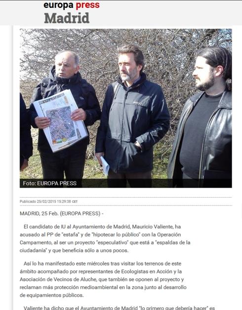 Nota Europa Press